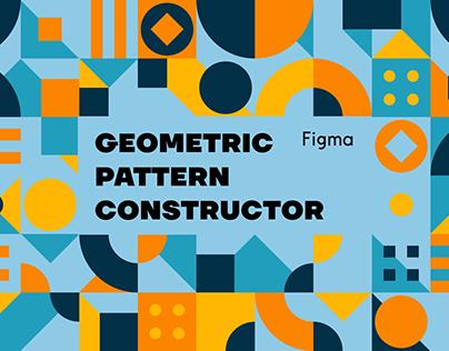 Geometric Seamless Pattern Constructor