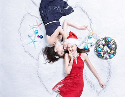 313@Somerset Christmas 2015 Campaign