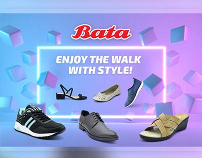 Bata Shoe product post StyleEx & Kablewala Bangladesh