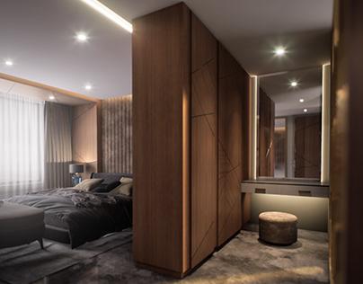 UE4 interactive interior