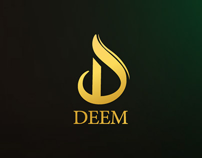 DEEM - Logo and packaging