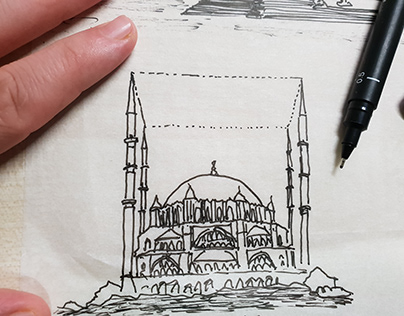 Sketch Architect Sinan