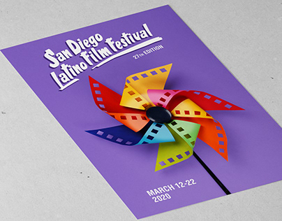 San Diego Film Festival poster