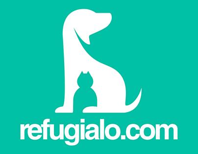 Refugialo Logo