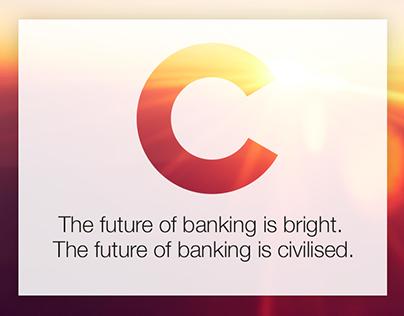 CivilisedBank Website