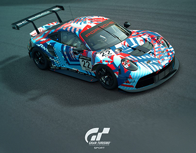 911RSR GPX Racing inspired replica