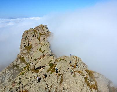 Hiking day- Mountains of Armenia