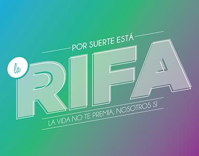 Rifa CCEE 2017
