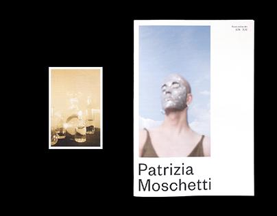 Patrizia Moschetti / Selected works 2018 – 2019