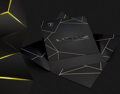 Lamborghini Urus event design proposal