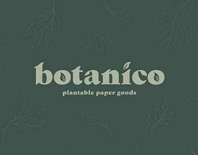 Botanico | Product Range & Branding