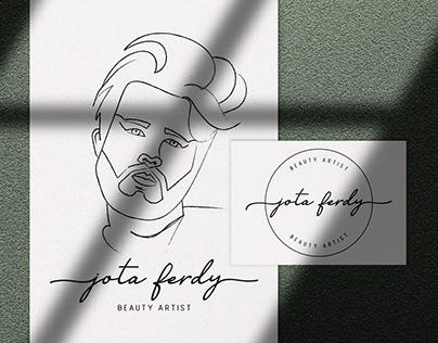 Logo   Jota Ferdy Beauty Artist