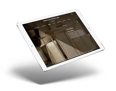Fenton Whelan Web Design