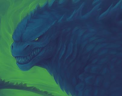 Godzilla Palettes