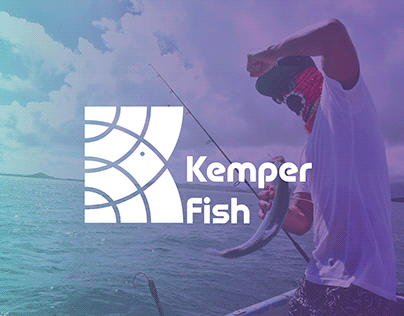 Logo Design for Kemper Fish