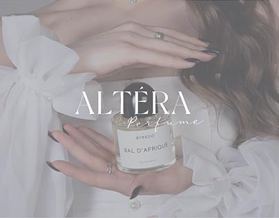 Identity for Altera Perfume