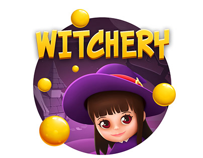 Witchery Bubble Shooter