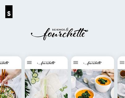 Science & Fourchette | Website