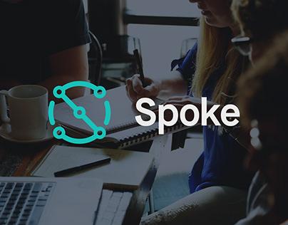 Spoke Brand Identity
