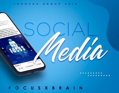 Focusxbrain - Social Media Project 2019