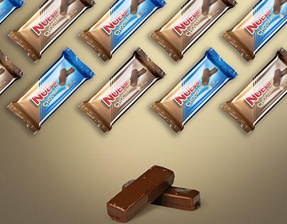 Achachi chocolate bar flexible Packaging Design