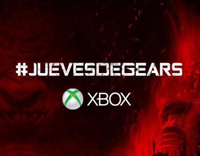 Jueves de Gears Xbox