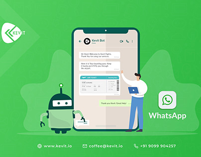 Chatbot for Your Business -- Kevit
