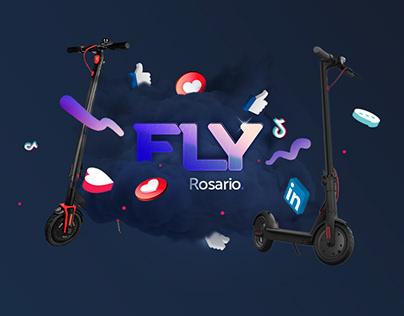 Fly Rosario - Scooters Eléctricos