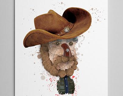 Chuck Norris (Homenaje a Pablo Bernasconi)