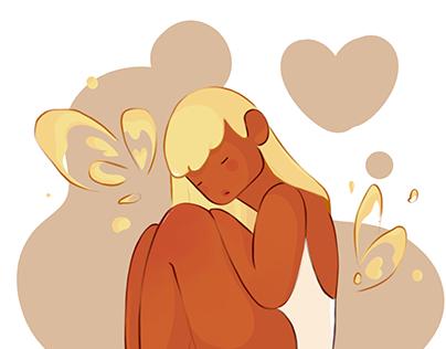 Delicate Woman 2