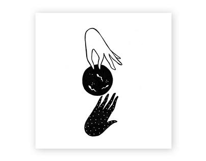 """Ilustraciones para obra social la Caixa """"ALMA"""""""
