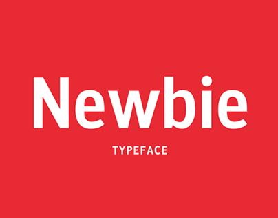 Newbie Typeface