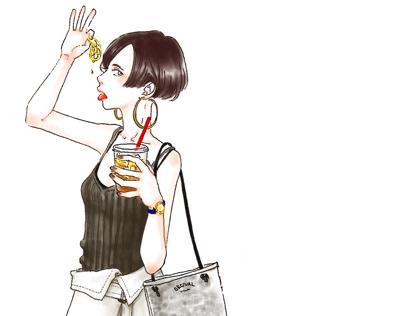 Hot summer★