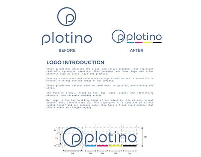 PLOTINO Concept - Laura Parenti