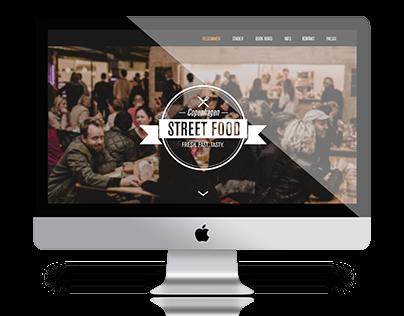 Copenhagen Street Food - School project