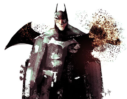 DC Comics- personal design challenge