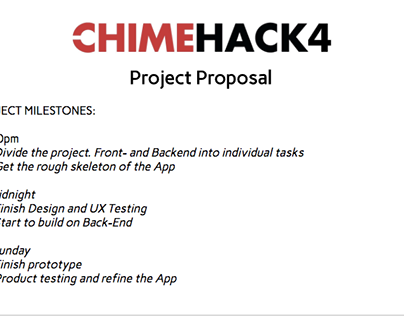 Hackathon spoused by Facebook