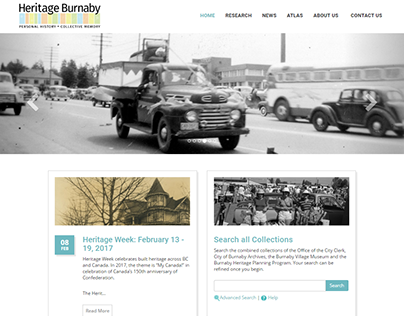 Heritage Burnaby
