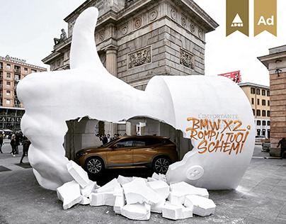 BMW X2 - #LIKEGIGANTE