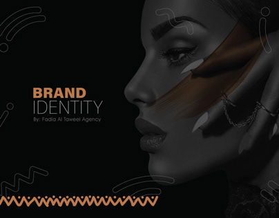 Beauty Salon LOGO and packages Products
