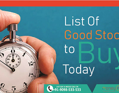 List Of Good Stocks to Buy Today
