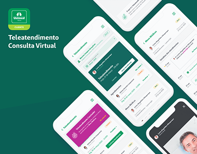 Teleatendimento - Unimed Cliente App