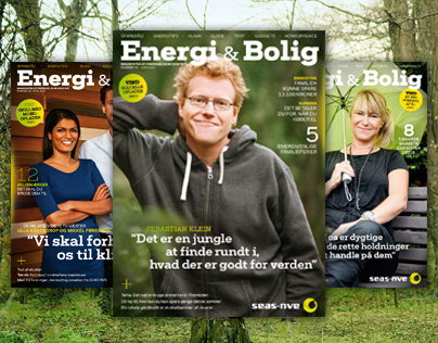 Magasin - Energi & Bolig