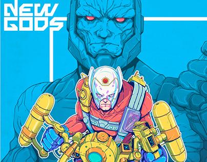 NEW GODS - Print/Poster