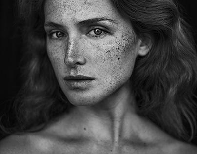Portraits of Marzena