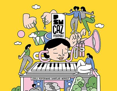 Zorlu PSM Jazz Festival 2020