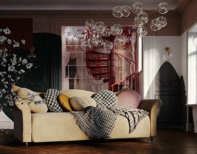 sofa Antilla www.monkeymachine.pl
