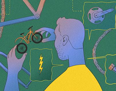 How I Built This ft Mike Radenbaugh, Rad Power Bikes