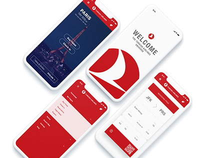 Turkish Airlines Application Redesign
