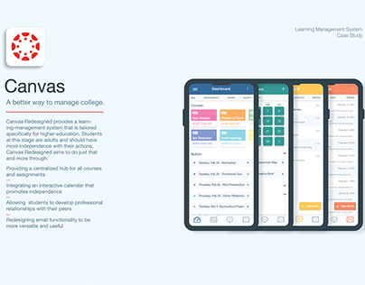 Canvas Redesign